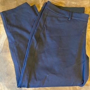 Old navy women's work pant size 22